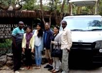 Amboseli serena