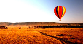 Air Baloon Safari